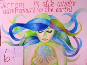 Winners Of The Earth Day Poster Contest 2014