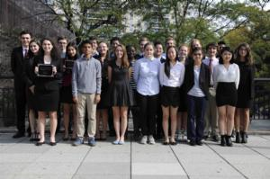 Bronx Science Speech And Debate Team Has Amazing Showing At Yale